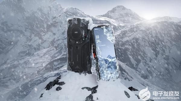 AGM发布新旗舰AGM G1,可以零下40度使用的手机