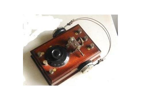 矿石收音机谐振的原理_收音机图片