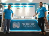 Nordic Semiconductor,正着力...