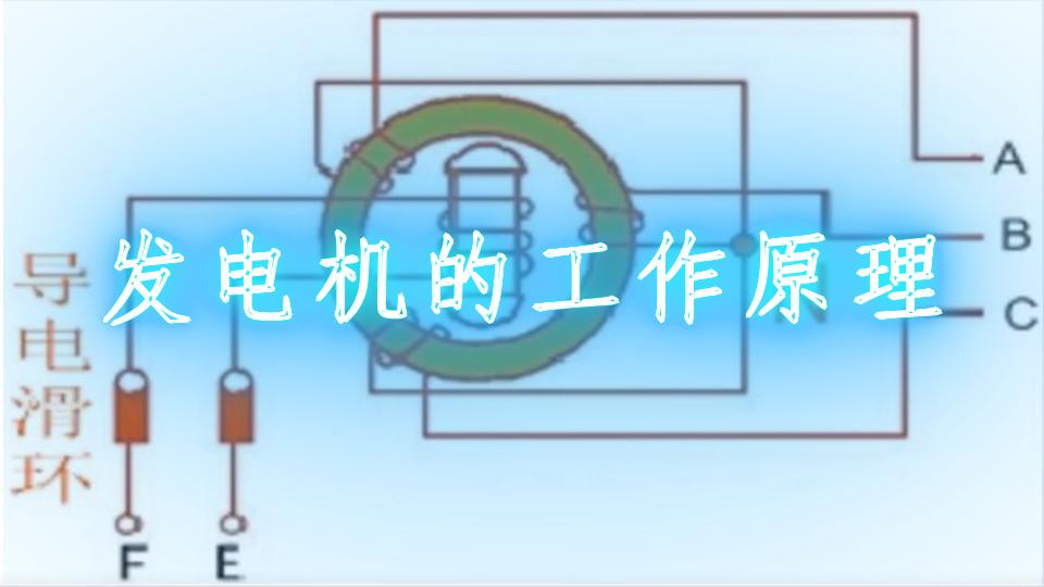 发电机的工作原理