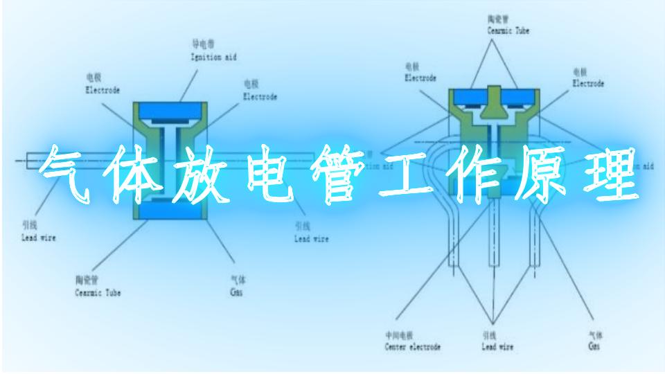 气体放电管工作原理