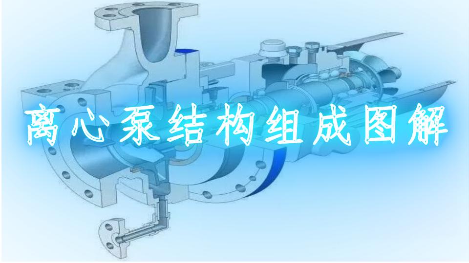离心泵结构组成图解