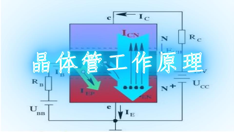 晶体管工作原理