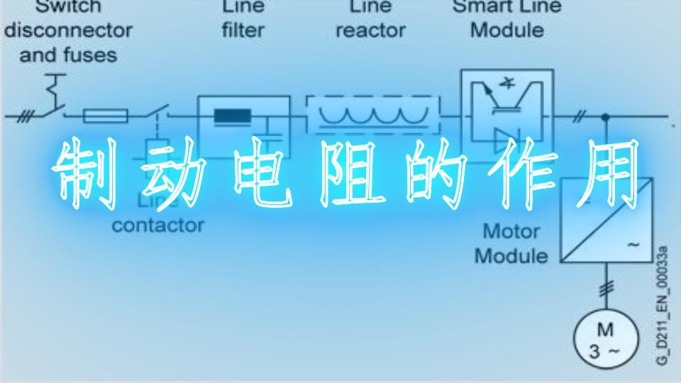制动电阻的作用