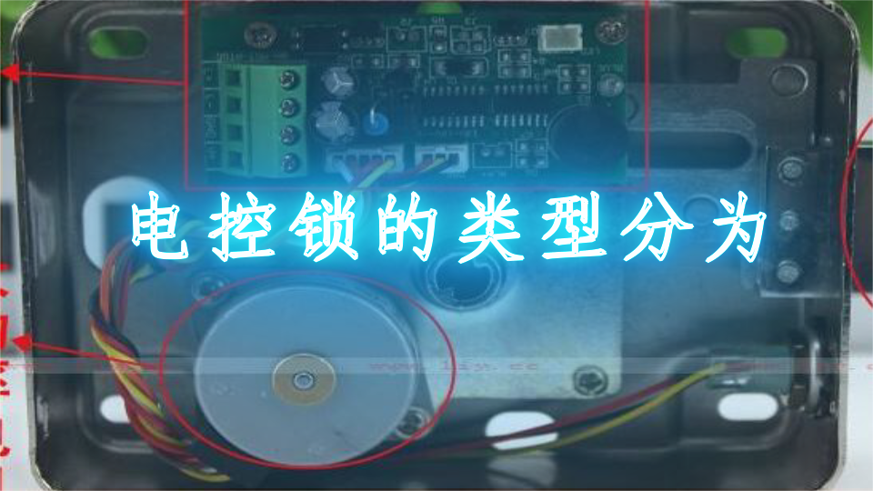 电控锁的类型分为