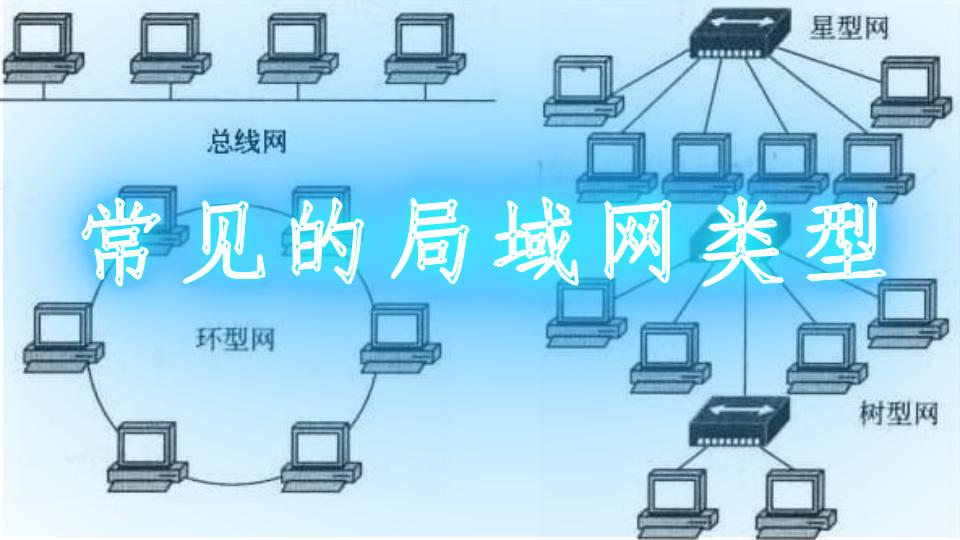 常见的局域网类型
