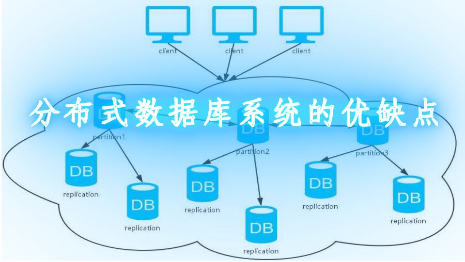 分布式数据库系统的优缺点