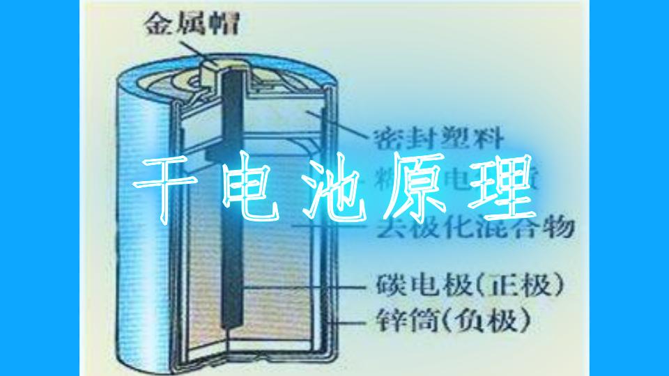 干电池原理