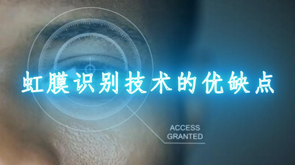 虹膜识别技术的优缺点
