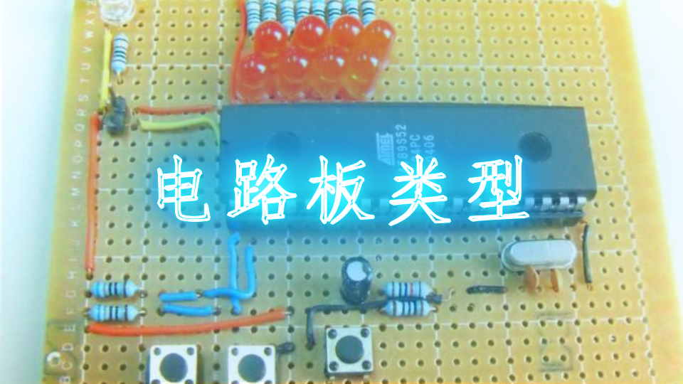 电路板类型