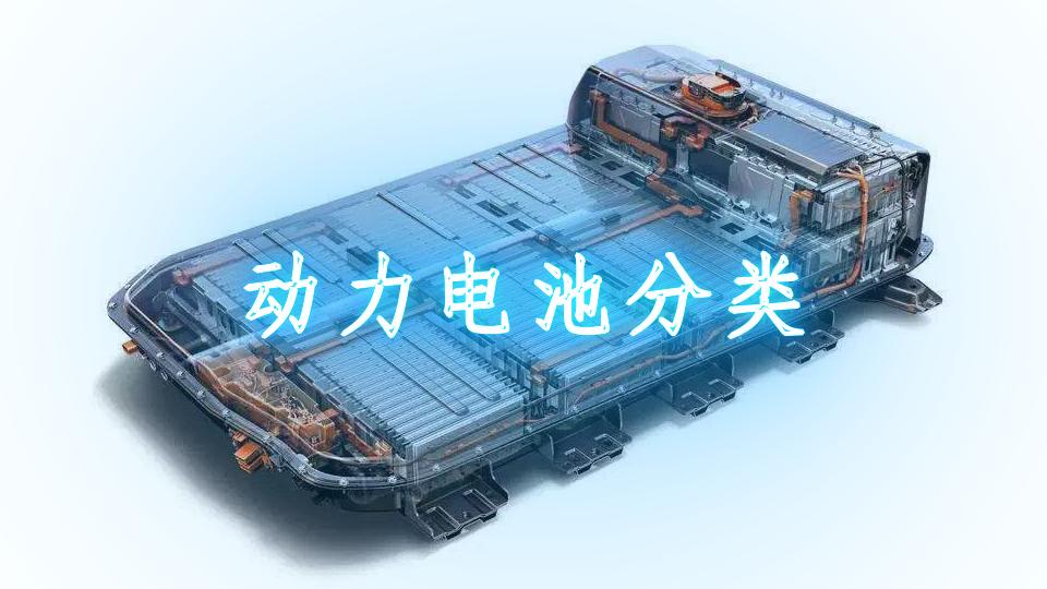 動力電池分類