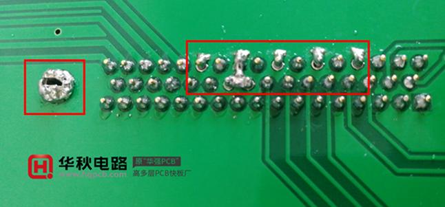PCB板铺铜规则示意图1