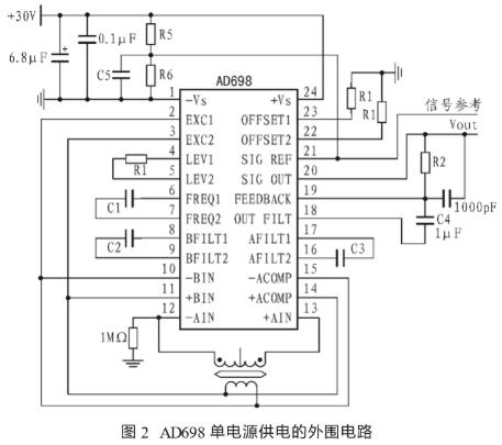 lvdt的数显原理_数显卡尺电路图及原理