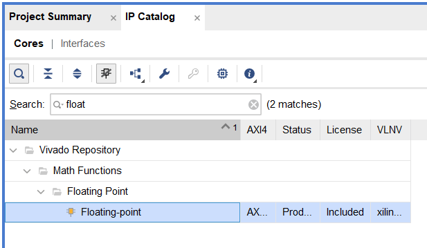 Xilinx Floating-Point 浮点IP加减法的仿真验证案例