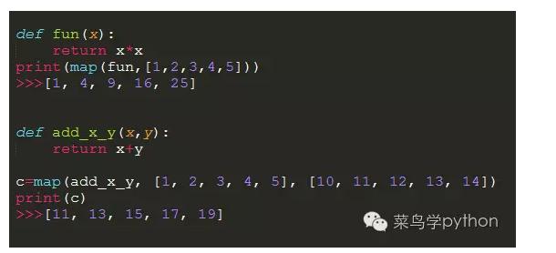 关于Python巧妙而强大的内置函数