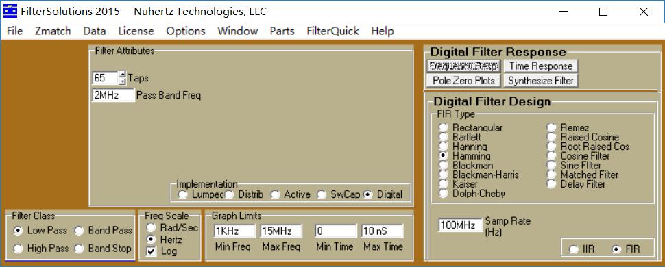 Vivado FPGA实现滤波器设计解决方案