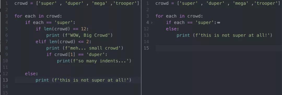 Python程序员初学者和进阶者有什么区别
