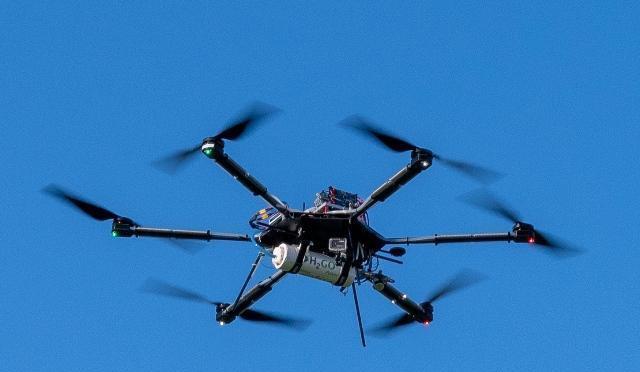 无人机续航能力是个大难题 氢燃料电池会是未来趋势