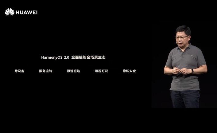 华为鸿蒙2.0带来好消息 2021年部分华为手机能升级到鸿蒙2.0
