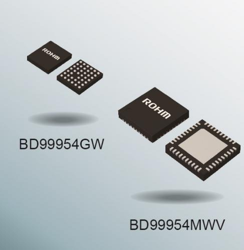 罗姆开发出支持USB PD和充电系统双输入的电池充电IC