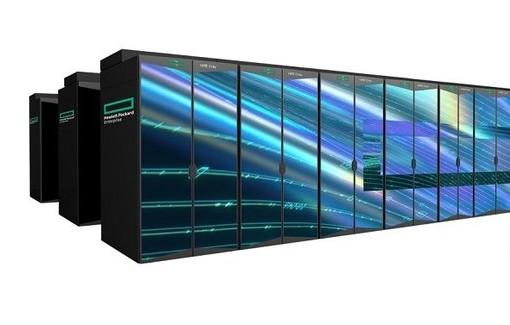 HPE公司宣布将获得1.6亿美元资金来打造一台超...