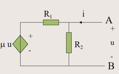 Tellgen定理和电路元件的部分基础知识说明