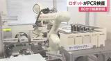快讯:日本推出一款核酸检测机器人 80分钟内可出结果