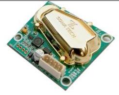 抗高湿红外CO2传感器模块在空调系统新风量中的应用