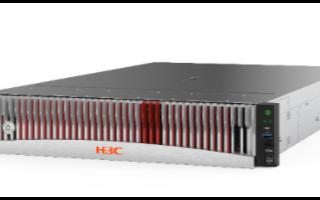 新华三升级服务器技术战略,推出新H3C UniServer G5系列产品