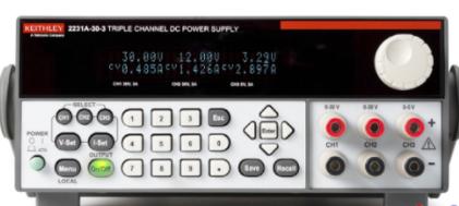 吉时利多通道直流电源2231A-30-3的性能特点及应用