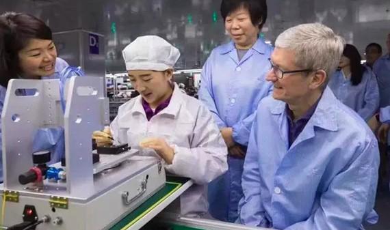 苹果和富士康之间的不信任?富士康薅了苹果的羊毛