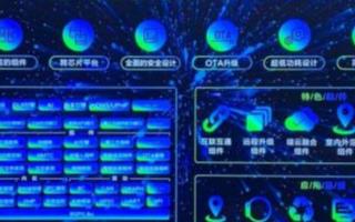 中国移动在大会现场展示了多款自研通信模组