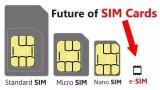 中国电信、中国移动物联网等领域eSIM技术应用服务获批