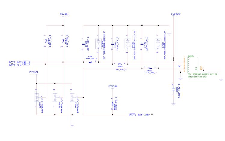 惠普G4-2000笔记本的电路原理图合集