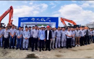 瑞浦能源温州制造基地二期动力与储能锂离子电池与系统项目宣告开工