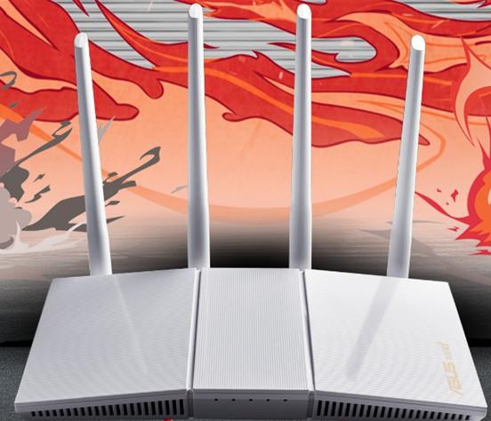 无缝漫游 覆盖广!华硕首款Wi-Fi6电竞路由器上架京东