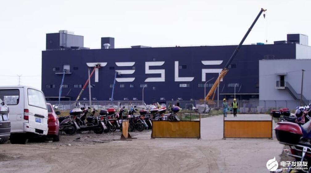 特斯拉向欧洲供应中国制造Model3 拉动国产供应链起飞-电子发烧友网