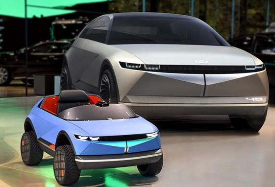 新型电动车:搭情感自适应车辆控制技术,可用笑声控制车辆