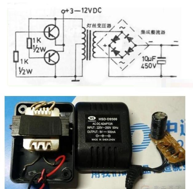 一文知道变压器改为逆变器的方法
