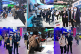 VR让世界更精彩—育新机:0glasses 5G+AR展项