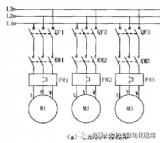 PLC事例:双手按钮安全顺序启动三台电动机