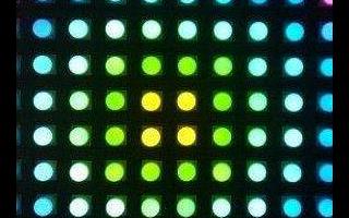 LED上中下游争相布局抢市场
