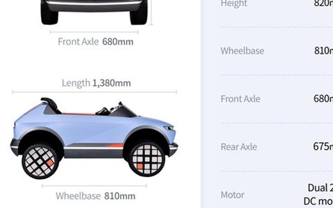 这款电动汽车厉害了,当驾驶员发出笑声时,系统就可以推动车辆前行