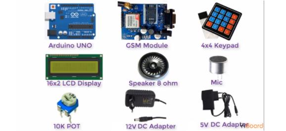 利用GSM模塊制作可以撥打電話和短信簡易手機設計方案