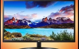 LG 32ML600M-B 32英寸IPS:亚马逊售价249美元,现在售价199美元