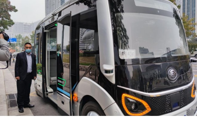 5G助力自动驾驶落地 打造行业发展新业态