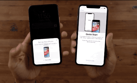 苹果手机课程:如何快速完成旧机数据的无损传输