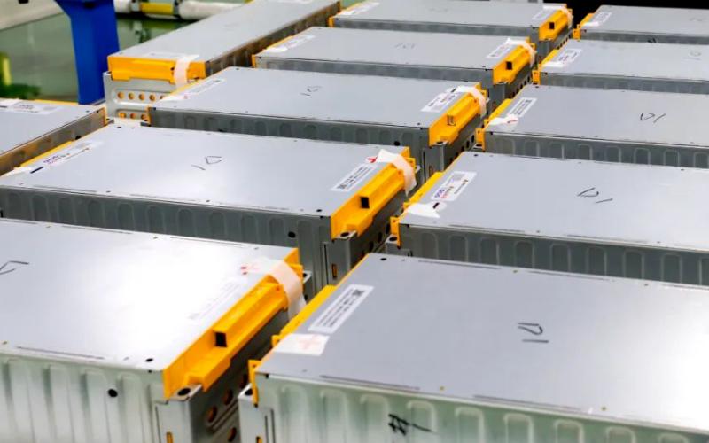 宝能动力电池一期产线量产0.5GWh,可满足1-2万辆新能源汽车配套