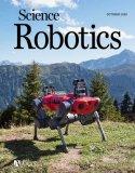 四足機器人可穿越各種復雜的環境 無需攝像頭、激光雷達等設備