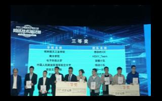 衡水学院物联网战队获C4-网络技术挑战赛三等奖